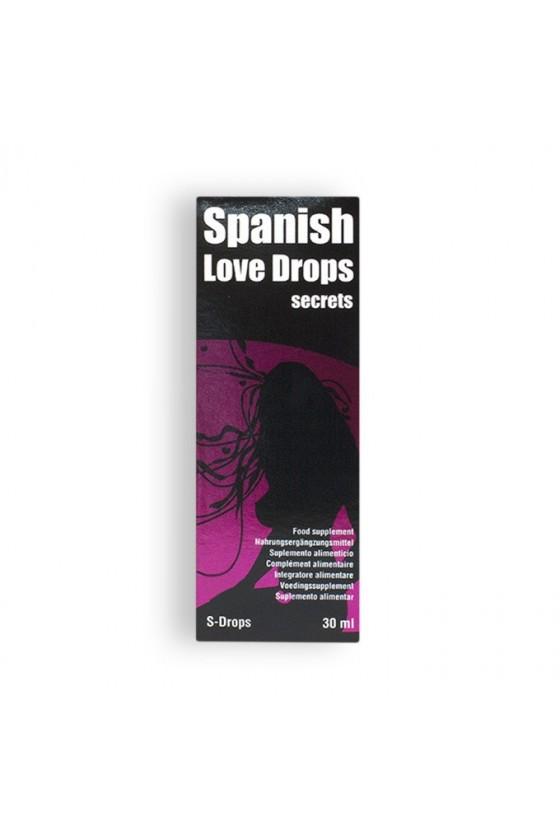 GOTAS SPANISH LOVE DROPS...