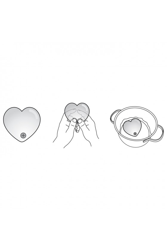 MASSAJADOR HOT HEART...